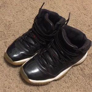 Jordan 11 size 6.5 boys